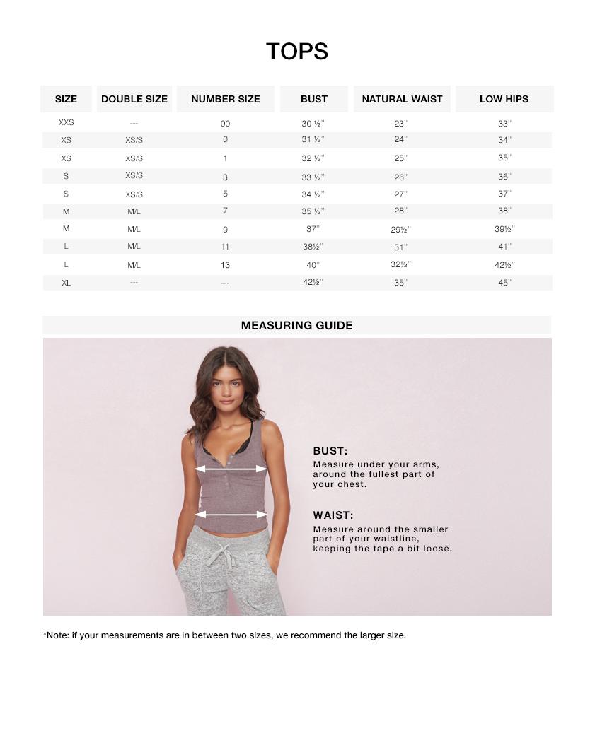 Pink Yoga Pants Size Chart - Pant Row